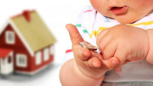 На выплаты детям выделили почти 9 миллиардов рублей