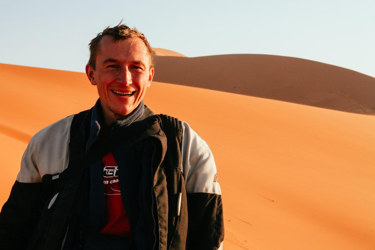 Тревел-журналист расскажет жителям Твери о своем путешествии через Африку на мотоциклах