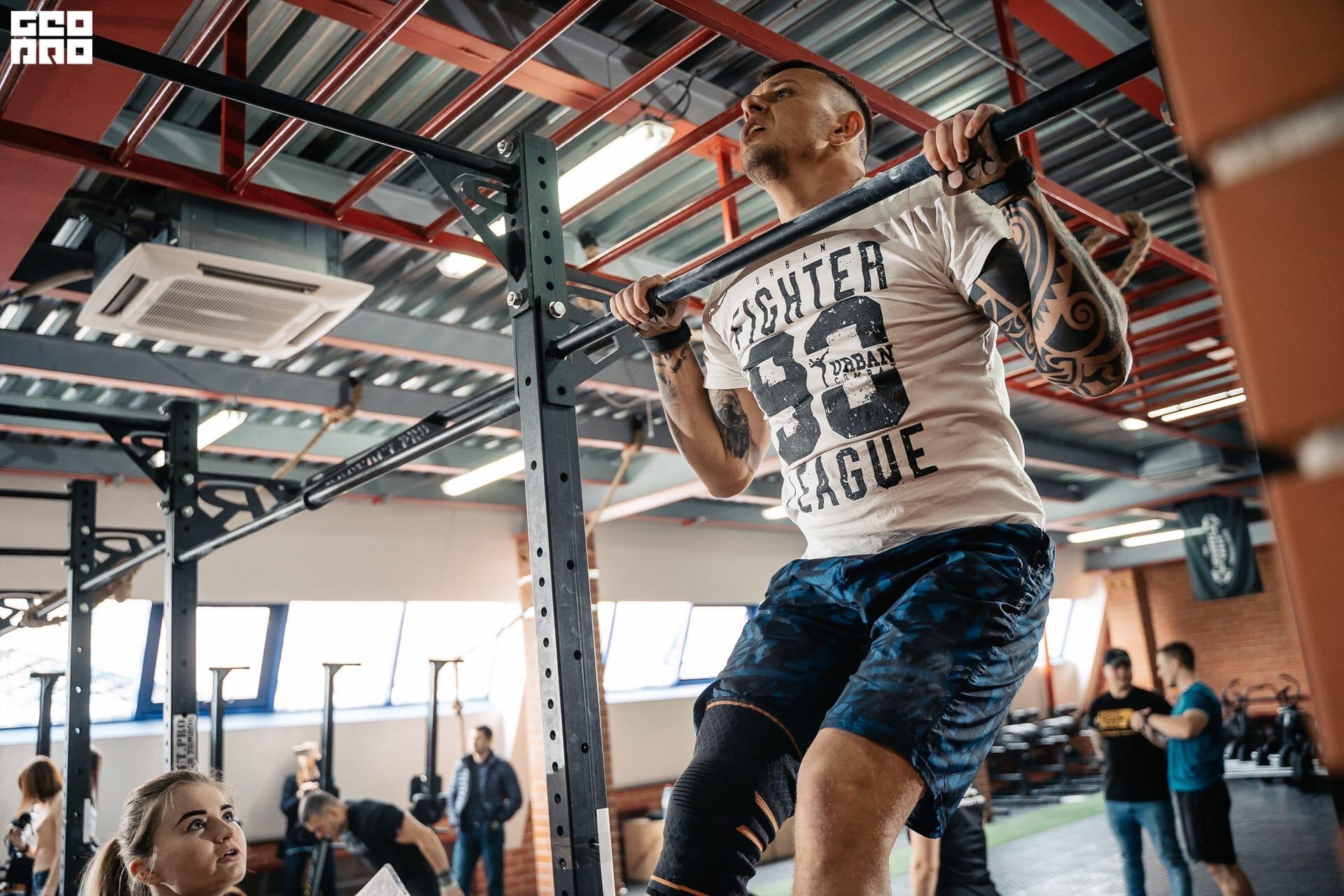 От гири до трейла: как кроссфит усилил циркуляцию спортсменов в Тверской области