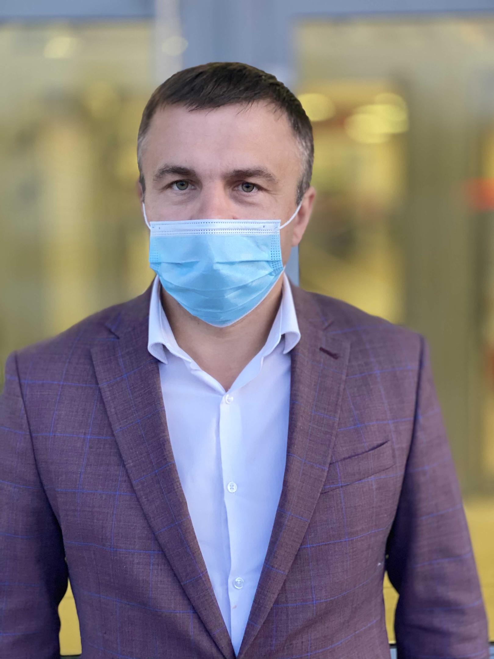 Андрей Николашкин: введение обязательного масочного режима - эффективное и взвешенное решение