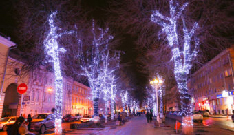 В Твери проходит конкурс проектов по благоустройству бульвара Радищева