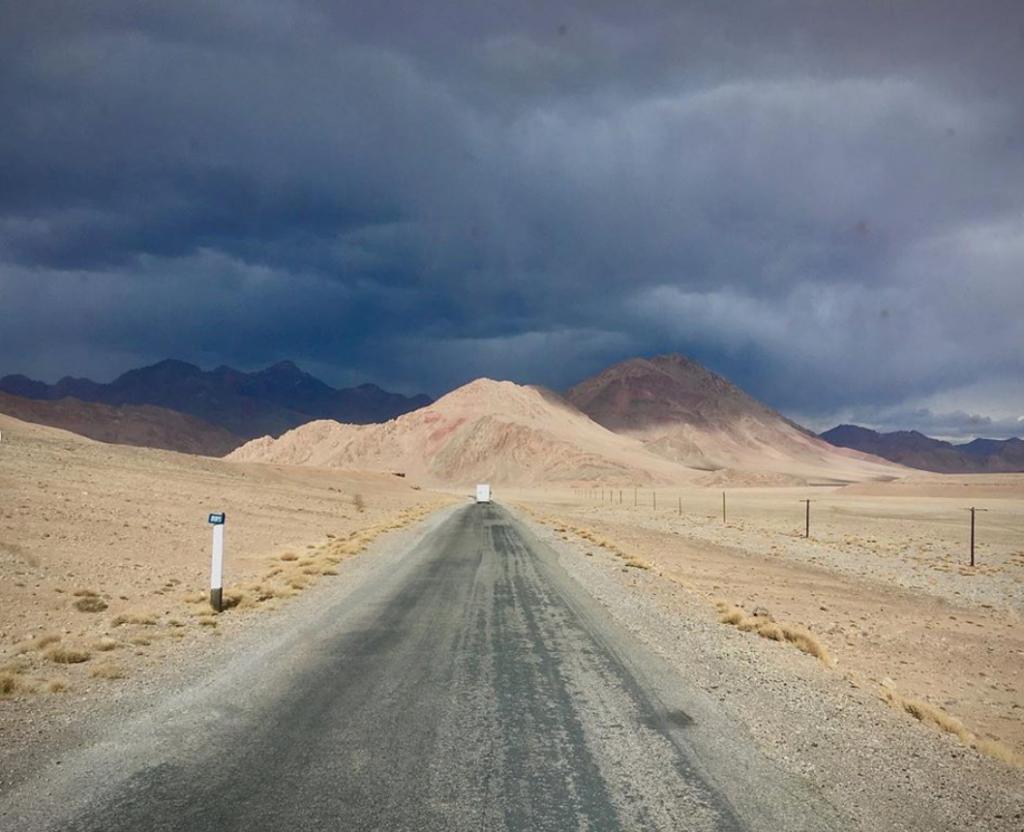 Глазами инстаграма: пять фотографий из путешествий тверского экстремала Алексея Корзина