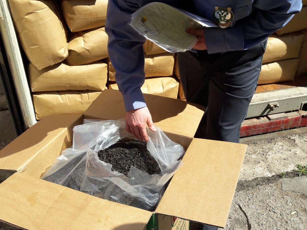 В Тверской области досмотрели экспортные и импортные грузы растительного происхождения