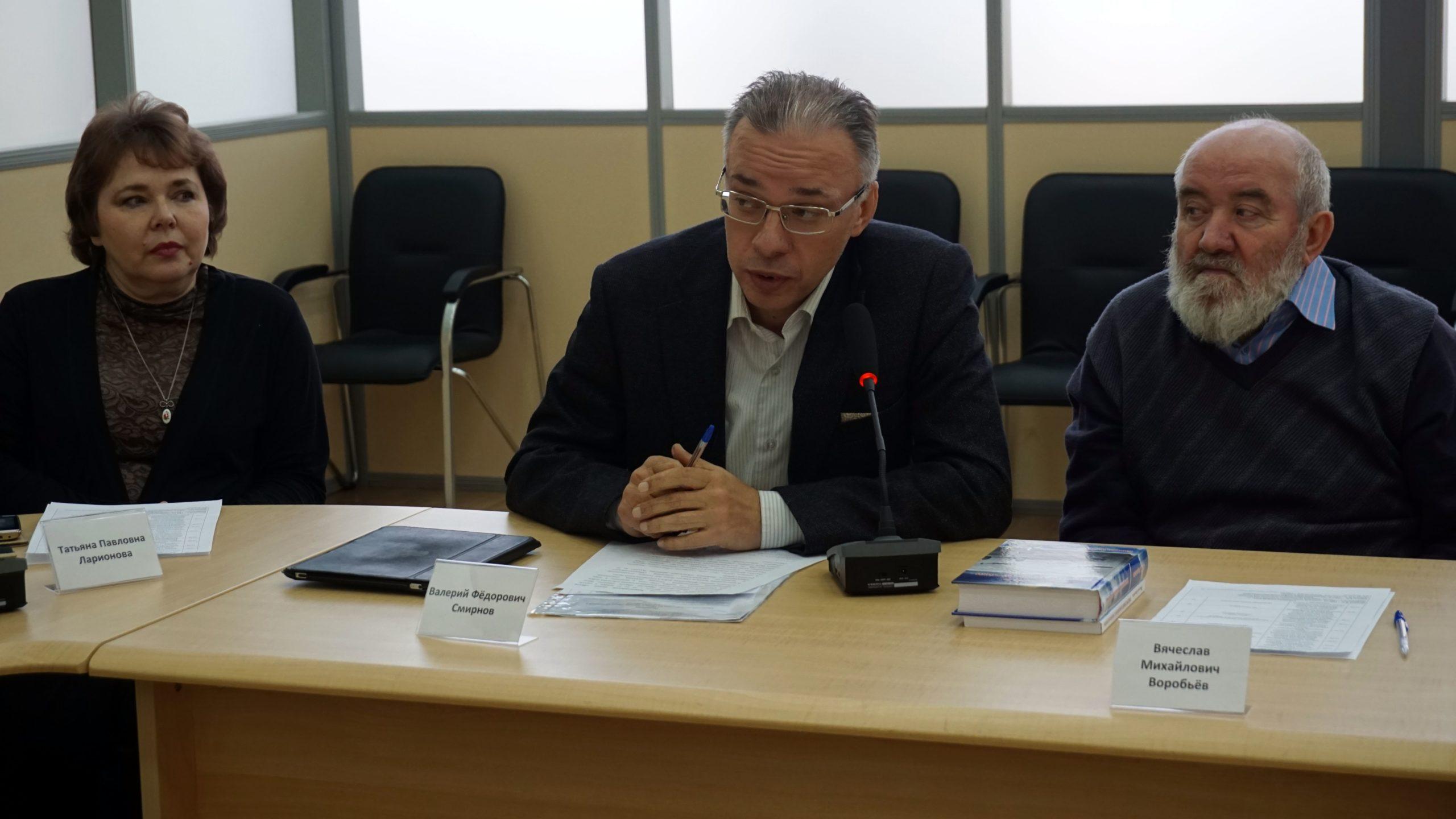 Валерий Смирнов: Уследует усиливать просветительскую работу