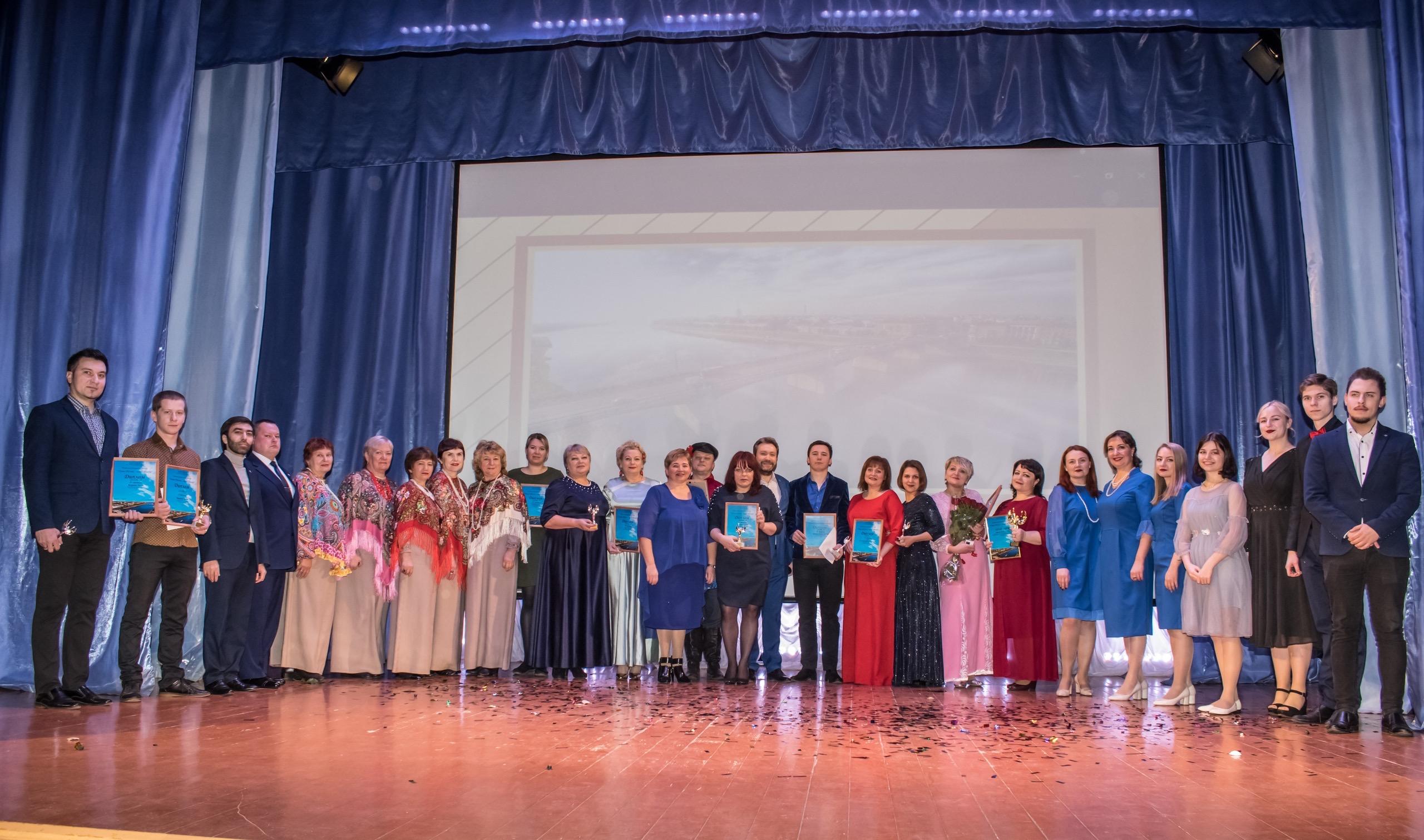На конкурсе «Душа России - город Тверь» определили лучших певцов