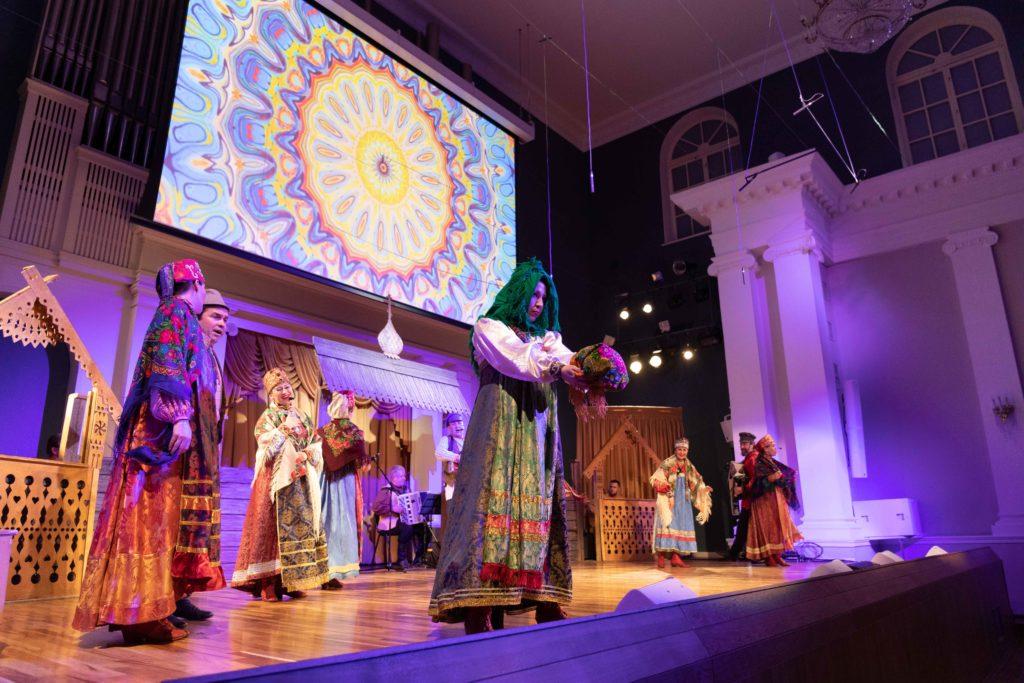 Фестиваль «Факел жизни»: большой фоторепортаж из Тверской филармонии