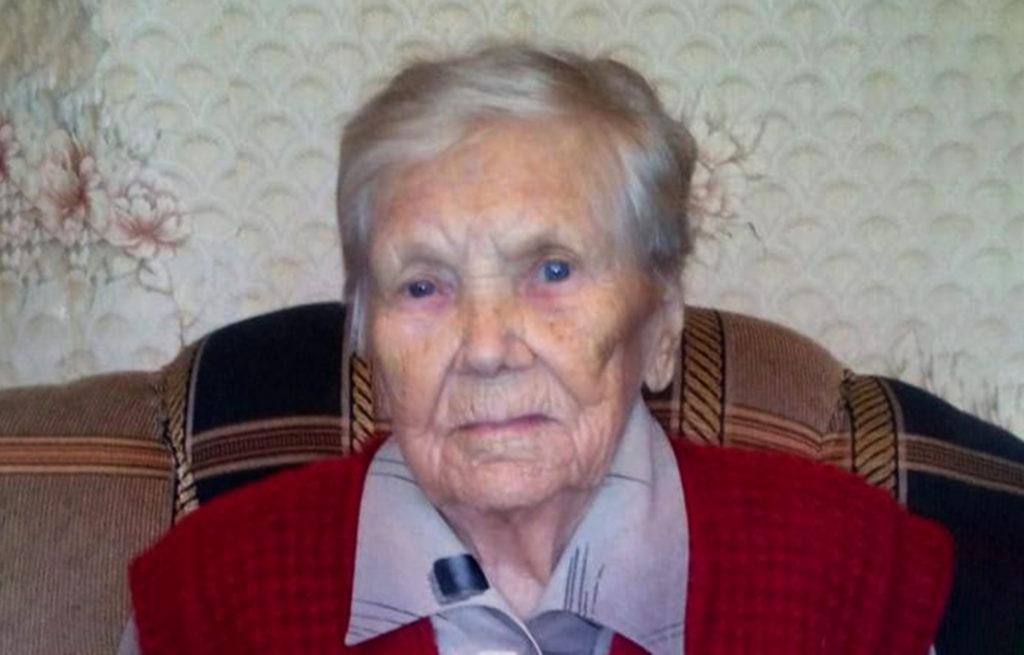 Столетний юбилей отметила в Тверской области участница Великой Отечественной войны Анастасия Павловна Сорокина