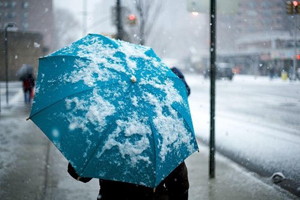 Три дня в Тверской области будет идти мокрый снег