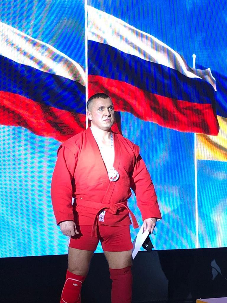 Спортсмены из Тверской области отличились на чемпионате мира по самбо среди мастеров