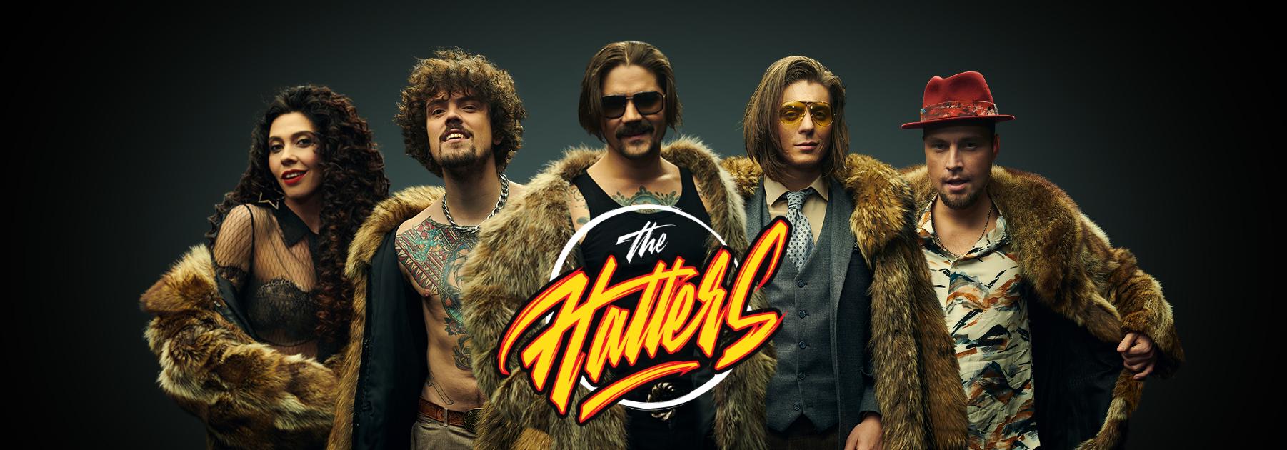 Большой концерт группы The Hatters в Твери перенесли на 2021 год