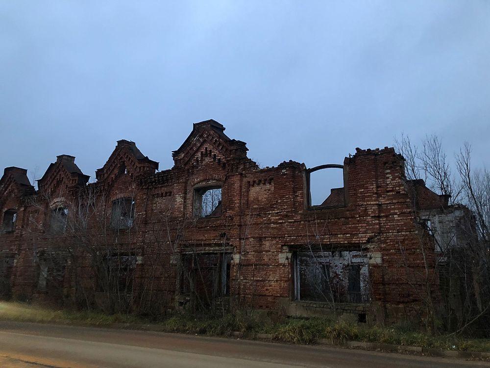 Появился сайт проекта восстановления Гостиного двора в Кимрах