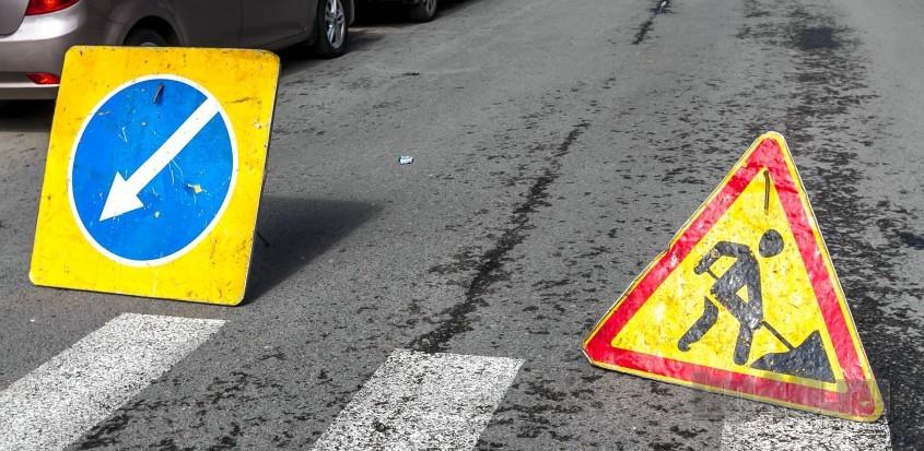 Из-за ремонта на теплосетях в Твери продлили перекрытие улицы