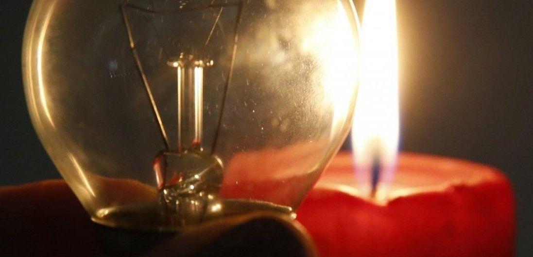 Где в Твери не будет света 1 декабря