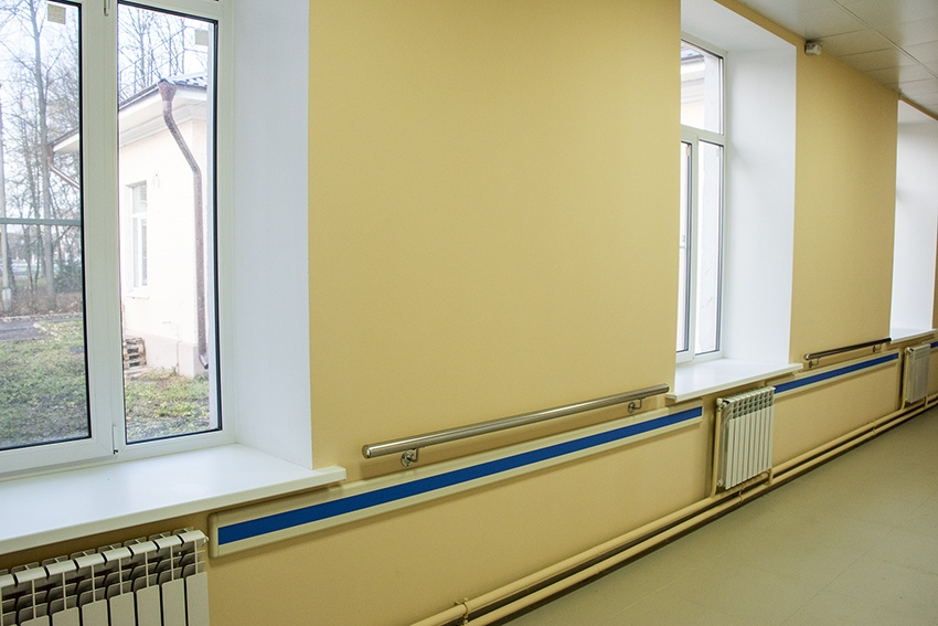В Тверской больнице сделали ремонт