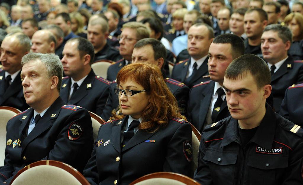 Игорь Руденя поздравил сотрудников и ветеранов УМВД Тверской области с профессиональным праздником