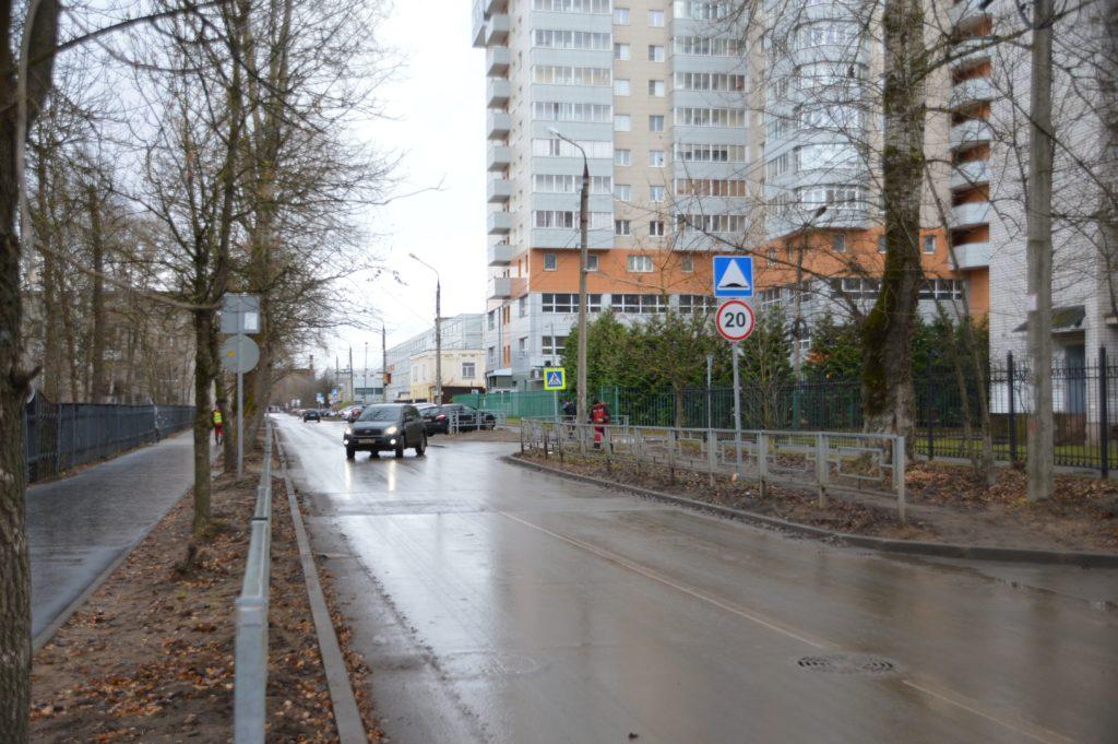 Все отремонтированные в Твери дороги соответствуют стандартам