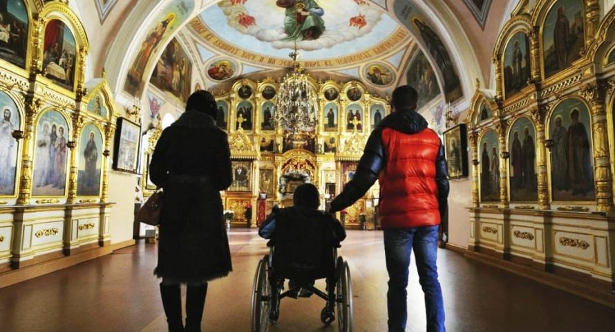 В Тверской области изготавливают иконы для слабовидящих и слепых людей