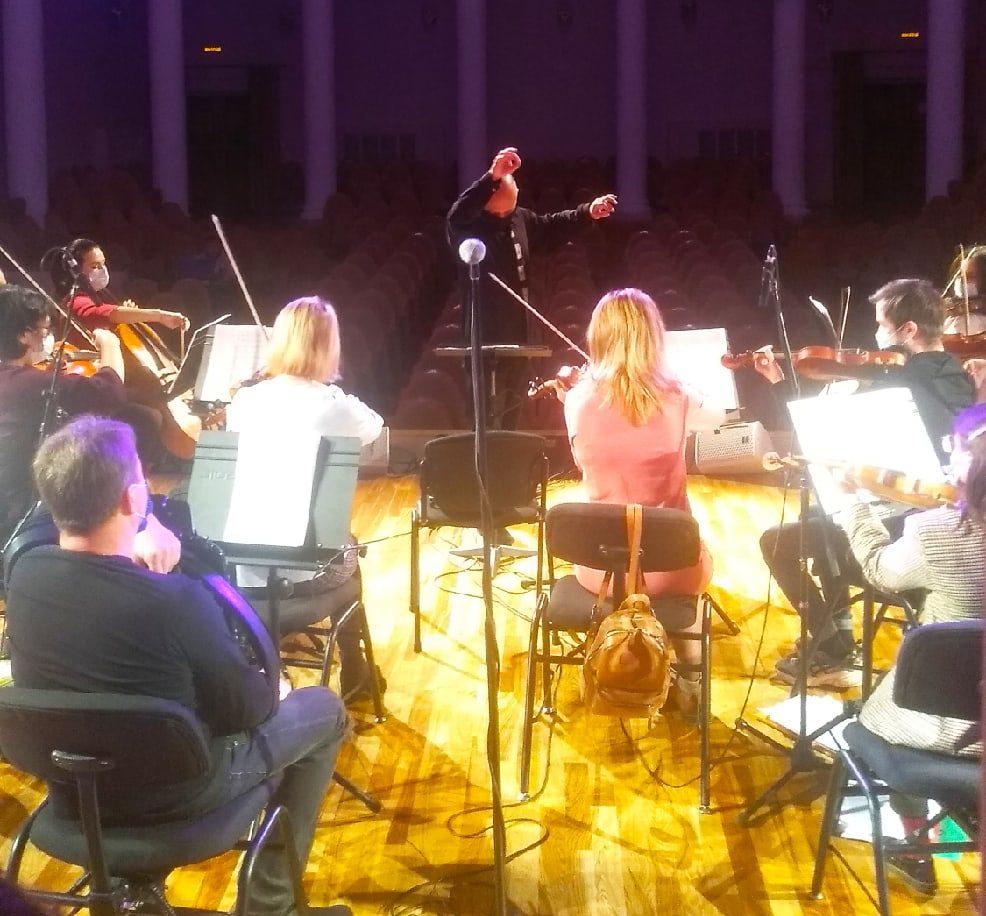 Тверская филармония даст онлайн-концерт перед пустым залом