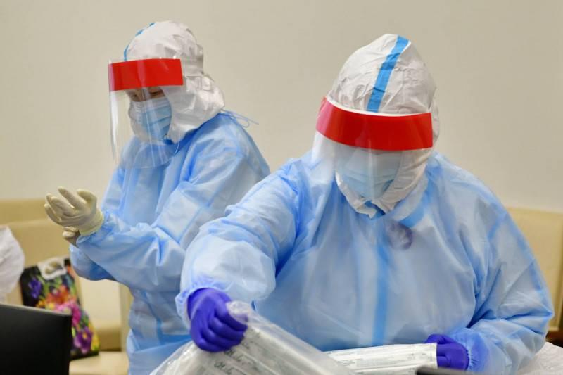 Федеральные специалисты приедут в Тверскую область для борьбы с COVID-19