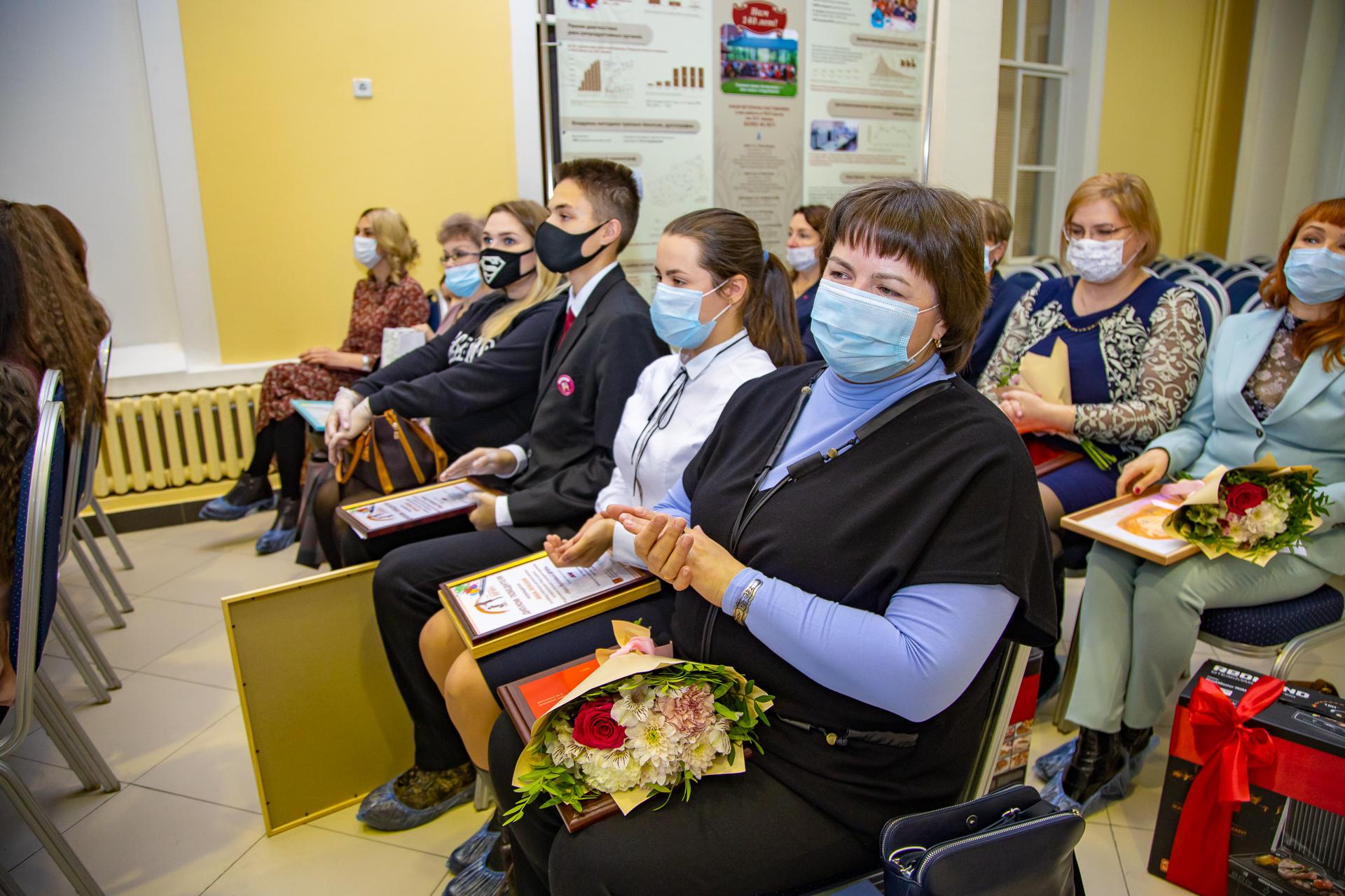 Победители конкурса «Наш любимый врач» получили награды в Тверской области