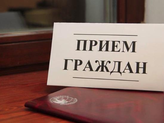 Проблемы жителей Оленинского района выслушал председатель ЗС Тверской области