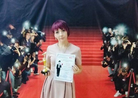 Солистка Андреапольского ДК получила диплом «Гран-при» на межрегиональном фестивале