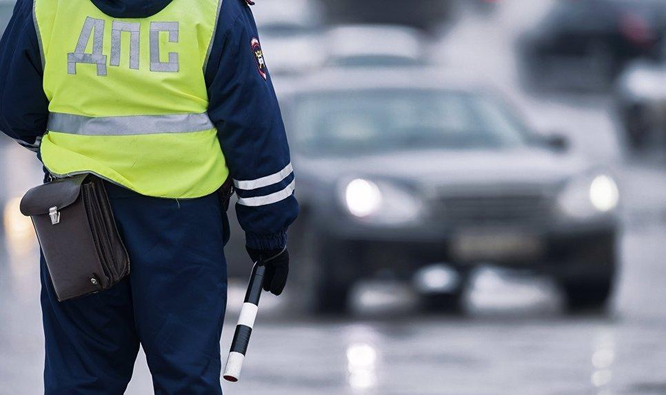 Автоинспекторы показали записи крупных аварий, случившихся на дорогах Тверской области