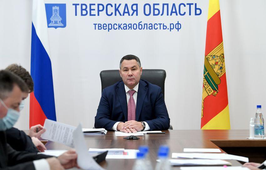 Тверской губернатор сообщил о расширении лабораторной базы для обследования на COVID-19