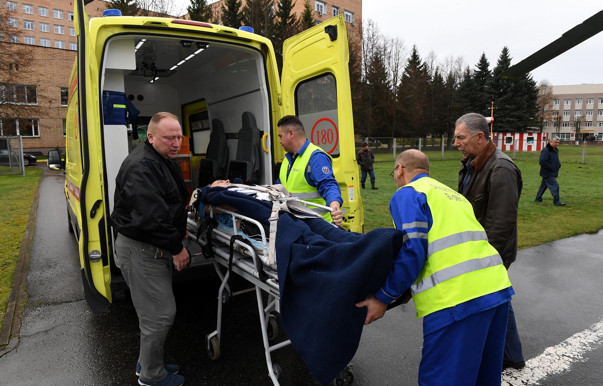 С начала года в Тверской области санавиация спасла 22 ребёнка