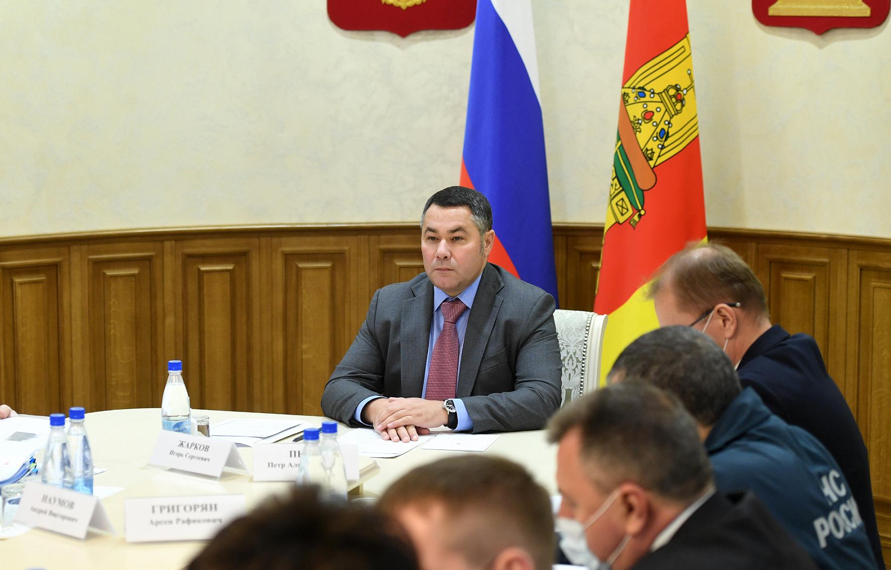 В Тверской области построят новую базу отдыха «Якутино»