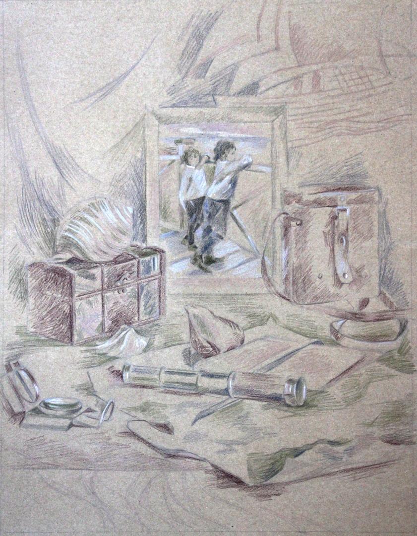 В Твери откроется выставка, посвященная юбилею художественной школы имени Серова