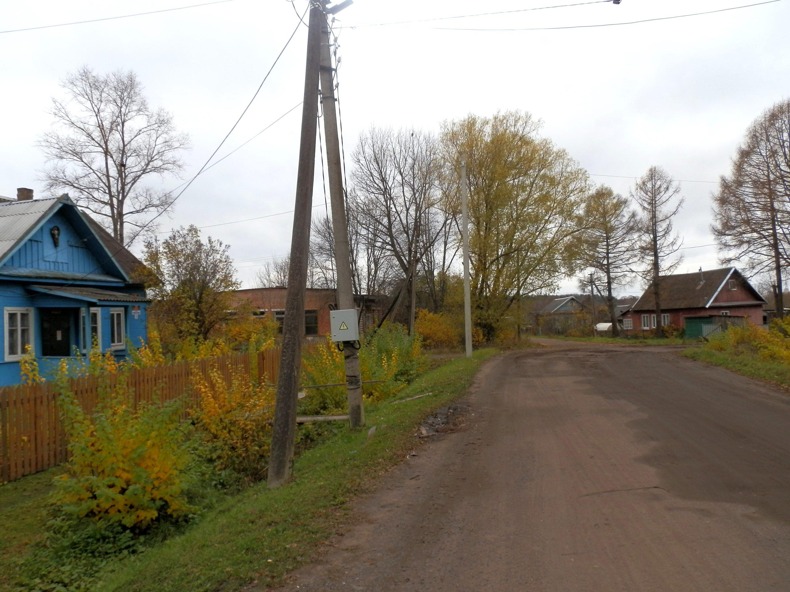 В Нелидовском районе поддержали местную инициативу