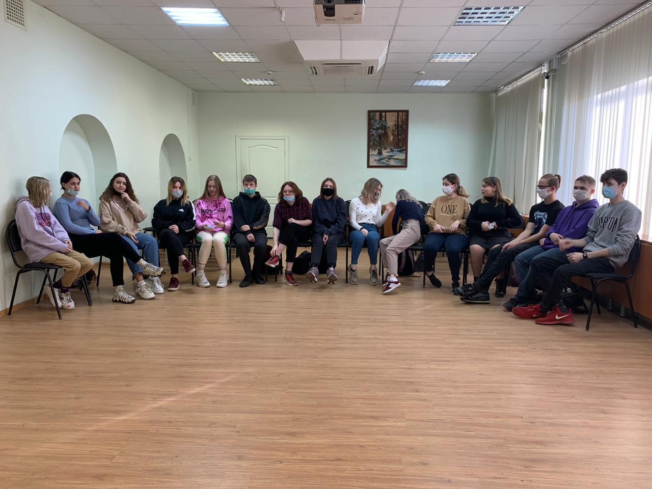 Студентам Тверской области расскажут, как стать волонтерами