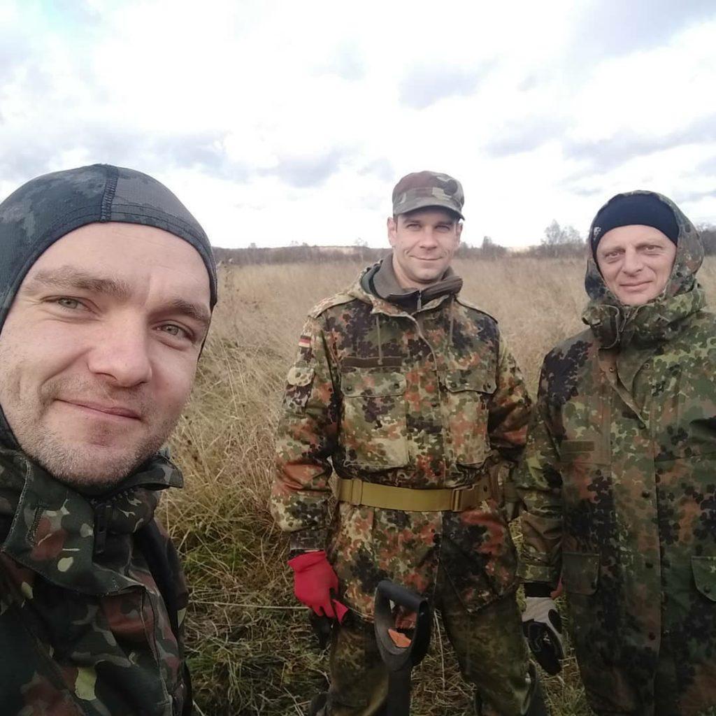 В Тверской области нашли останки еще пяти красноармейцев