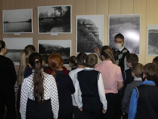 В Андреапольской библиотеке выставку посвятили известному ученому-универсалу Дмитрию Анучину