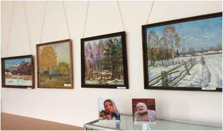 Жителей Западнодвинского района приглашают на художественную выставку