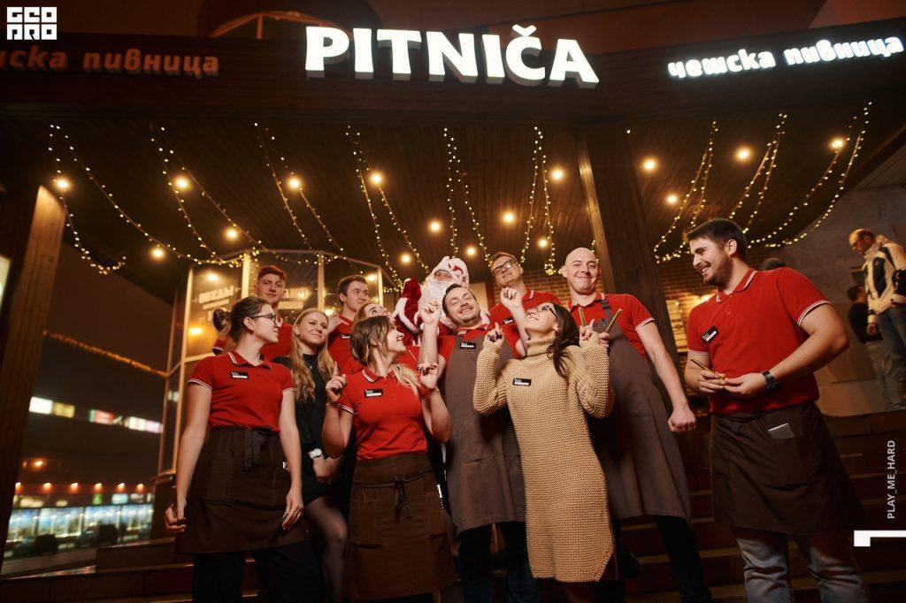 «PITNICA» - Уютная и гостеприимная Чехия в Твери