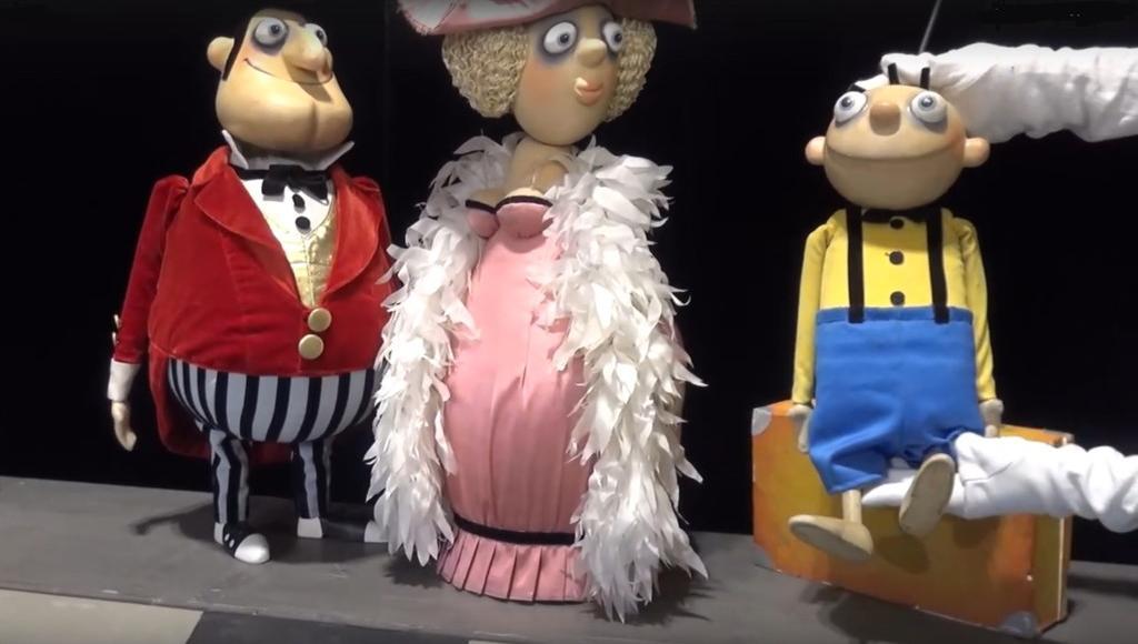 Сотрудники полиции поблагодарили тверской Театр кукол за важное видео