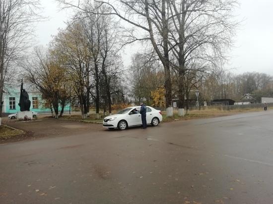 В районе Тверской области проверили работу легковых такси
