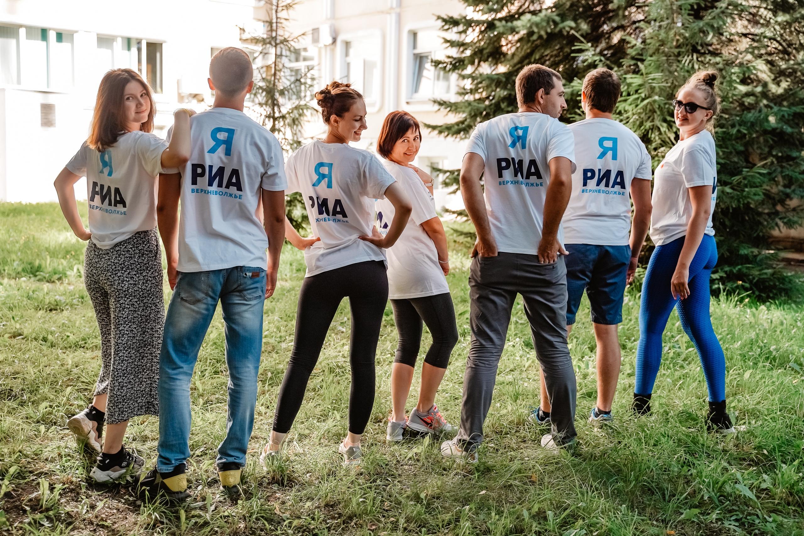 Проекты РИА «Верхневолжье»: вдохновляем спортивным примером