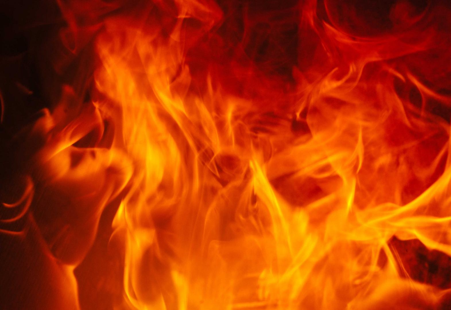 В Тверской области на пожаре погиб мужчина
