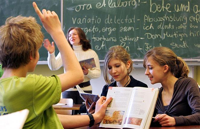 В Тверской области приглашают принять участие в конкурсе на знание немецкого языка