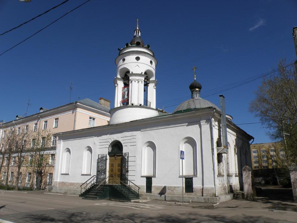 """""""Ключи Твери"""": история Скорбященской церкви"""