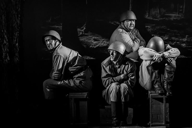 В Твери пройдет премьера спектакля «Василий Теркин»