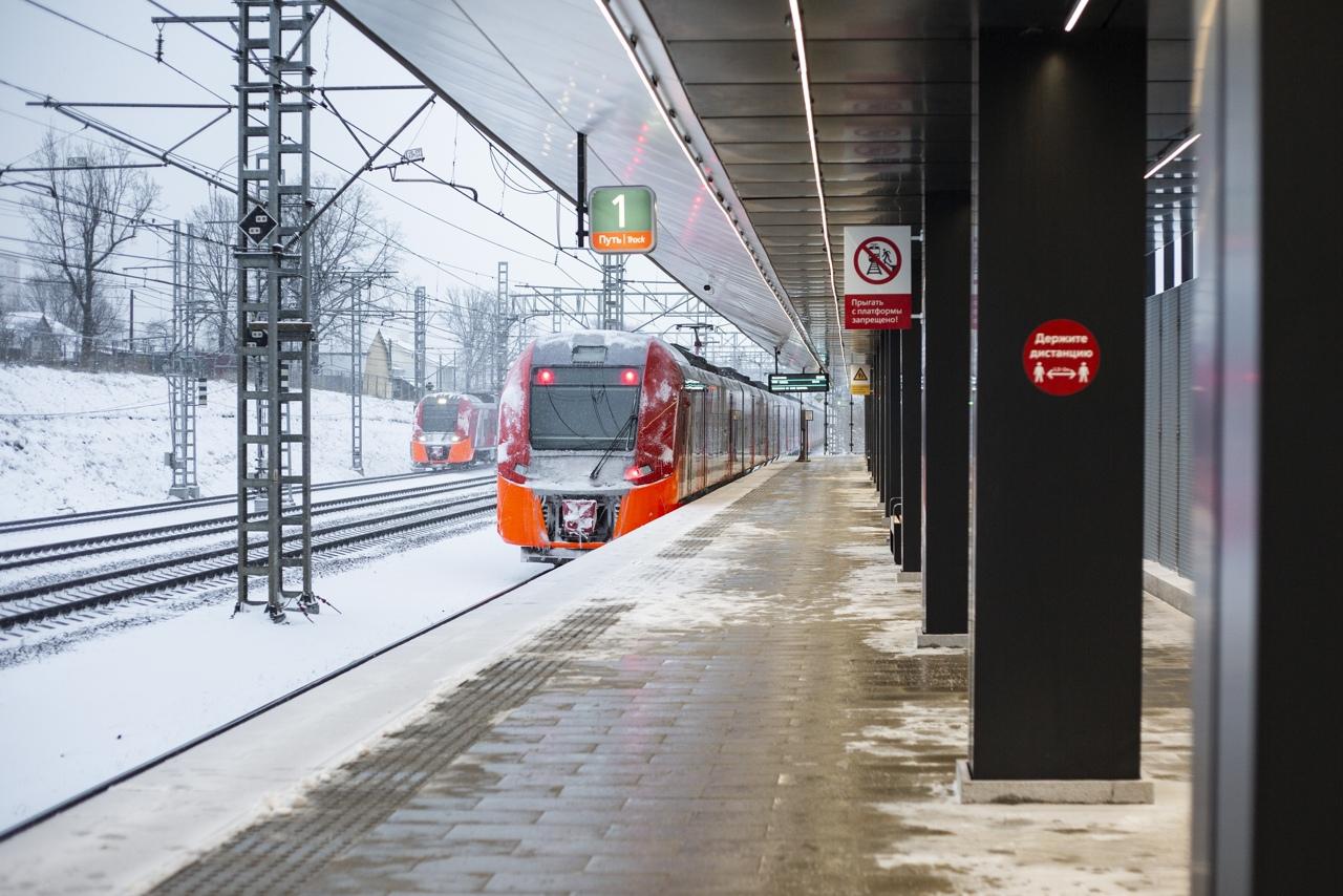 У тверской «Ласточки» появилась новая остановка с удобной пересадкой на метро