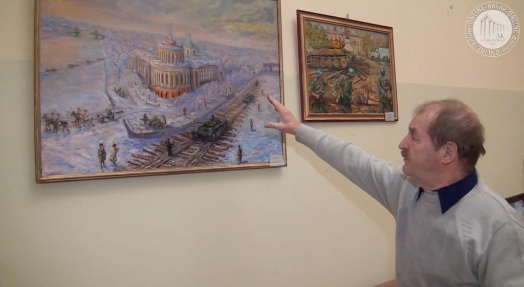 Тверские художники выставкой отмечают  День освобождения Калинина
