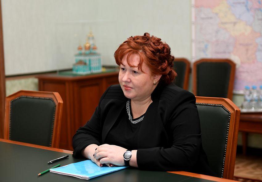 Ирина Миронова: Газ способствует стремительному росту уровня жизни