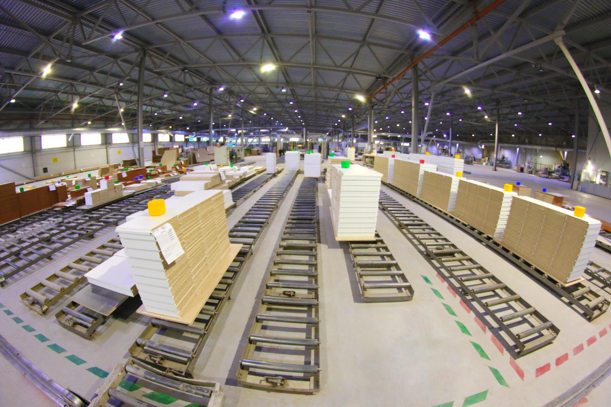 Мебельные предприятия Тверской области в 2020 году нарастили объёмы экспорта в три раза