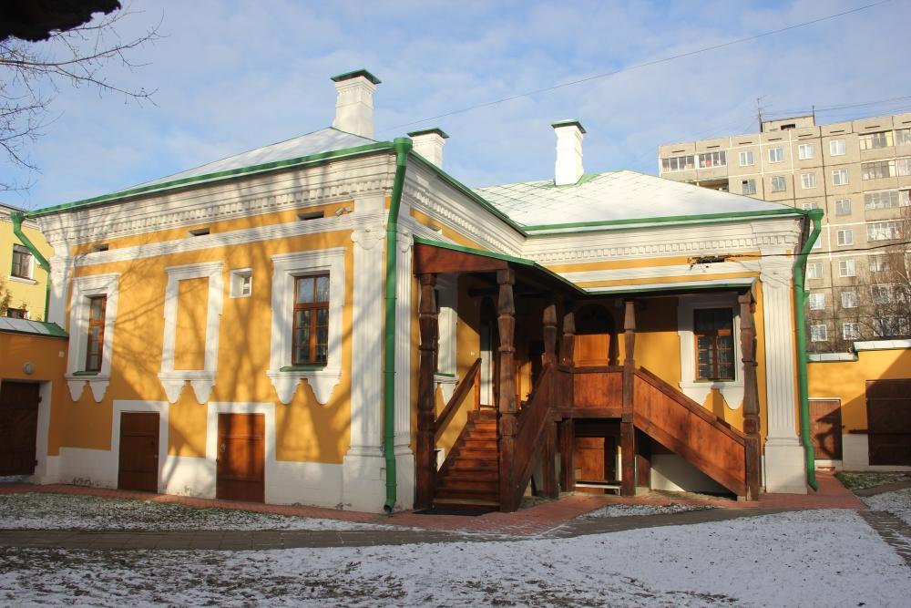 Музей тверского быта ждет гостей в новогодние праздники
