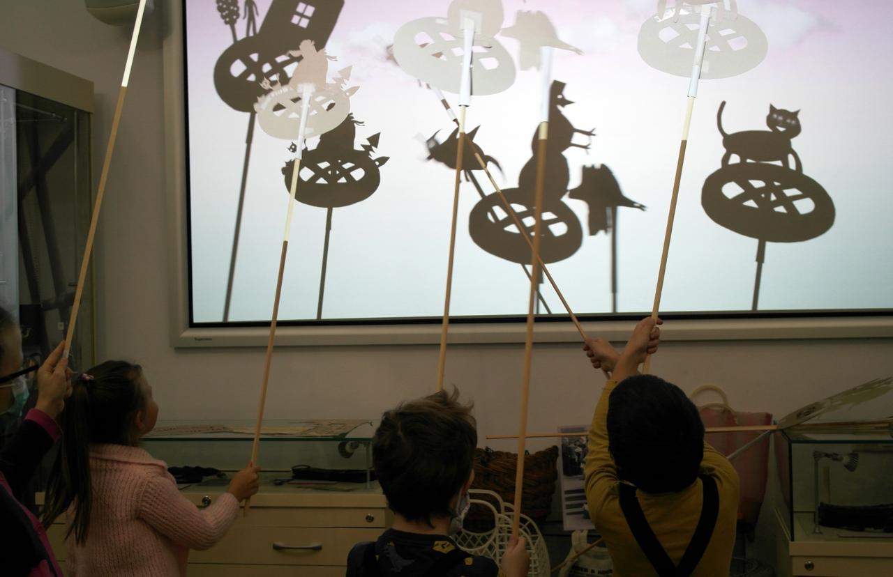 Детский музейный центр приглашает тверскую детвору на мастер-классы
